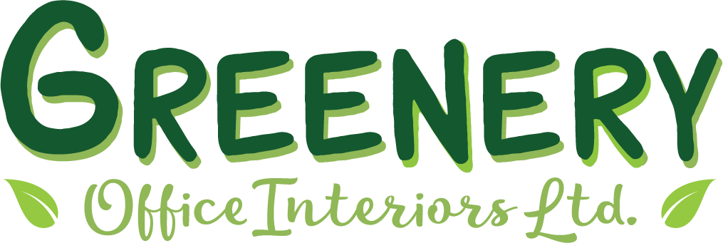 Greenery Office Interiors logo