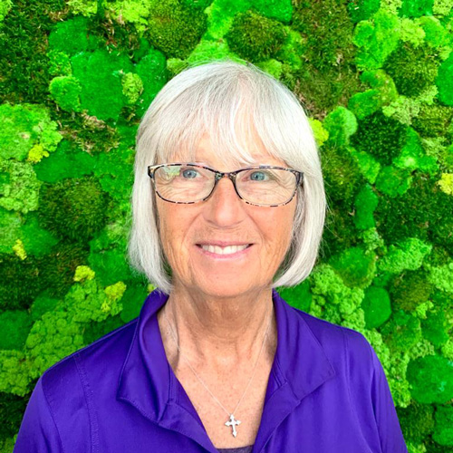 Greenery Office Interiors an interior plant design and office plant rental company serving Calgary photo of Monica